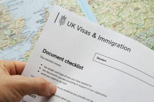 İngiltere Aile Birleşimi Vizesi İçin Gerekli Olan Evraklar Nelerdir?